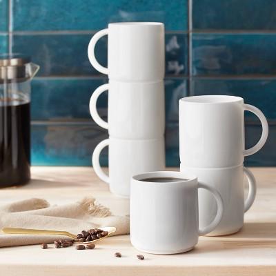 stackable coffee mug sets target