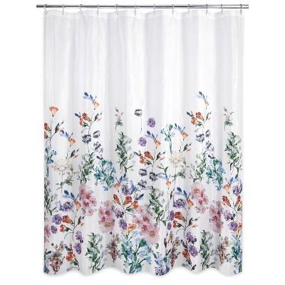 savannah shower curtain allure home creations