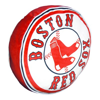mlb boston red sox northwest cloud pillow