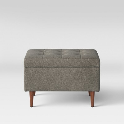 lemoor mid century ottoman with storage project 62