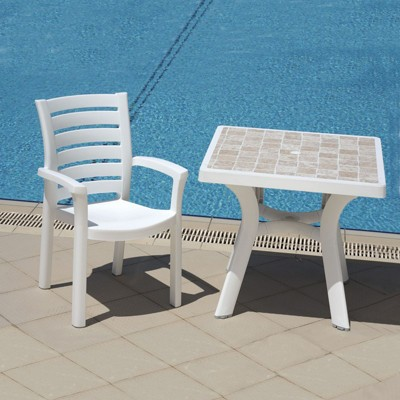 plastic resin patio chairs target