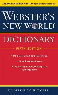 Webster's New World Dictionary (Paperback) : Target
