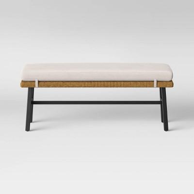 target outdoor bench online