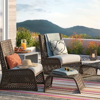 byler small space patio seating set