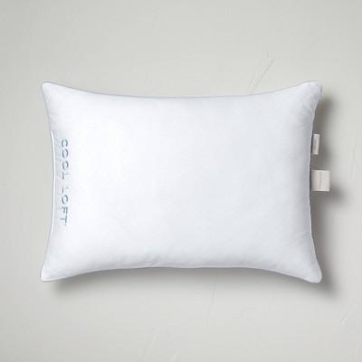 standard queen machine washable cool loft bed pillow casaluna