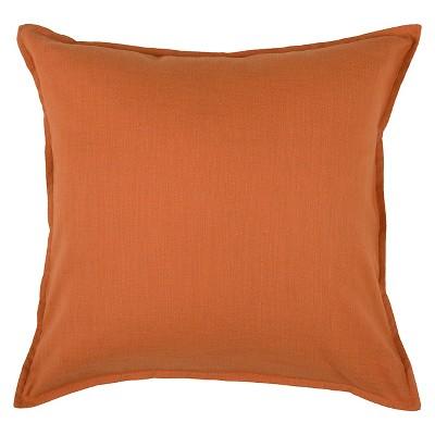 orange throw pillows target
