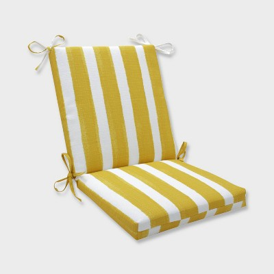 nico pineapple squared corners outdoor chair cushion yellow pillow perfect