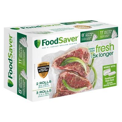 foodsaver 8 11 heat seal rolls fsfsbf0746 000
