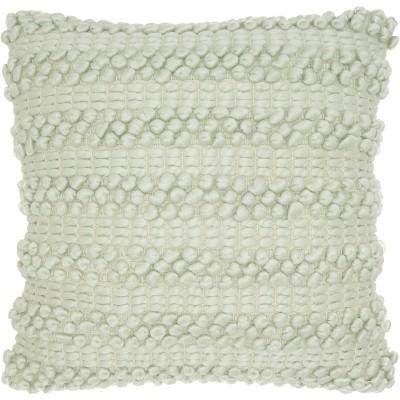 green throw pillows target