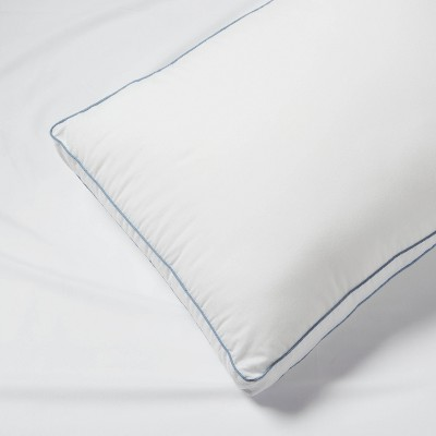 extra firm bed pillows target