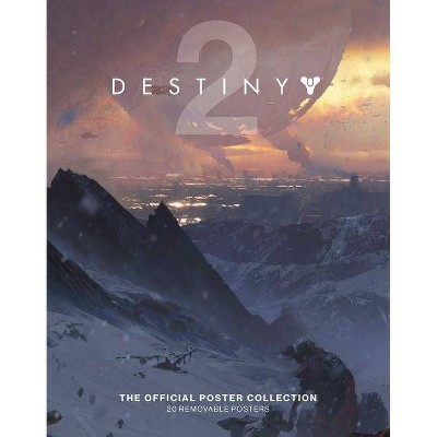 destiny 2 the official poster collection by bungie paperback