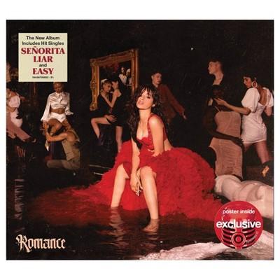 camila cabello romance target exclusive cd