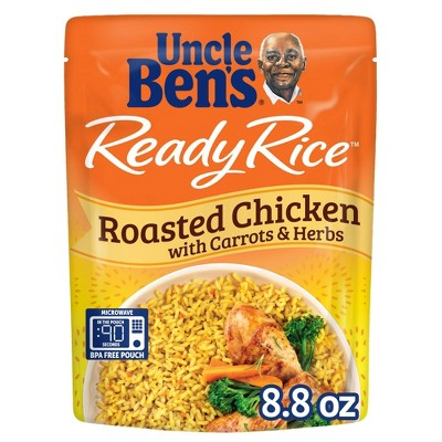 uncle ben s ready rice roasted chicken 8 8oz