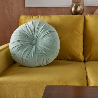 green round pillows target