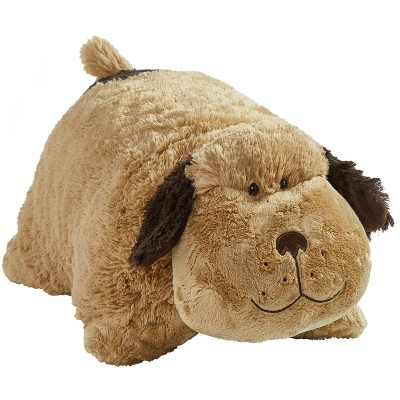 signature snuggly puppy small plush pillow pets