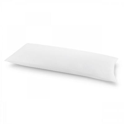 downlite 300 tc extra long body pregnancy pillow 20 x 60