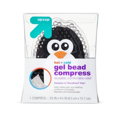 hot cold gel bead kids compress up up