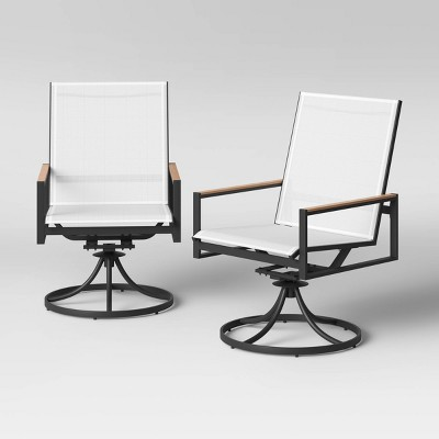 henning 2pk swivel patio rocking chairs project 62
