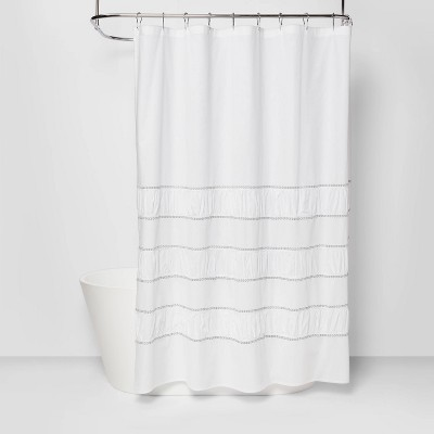 stall size shower curtain target