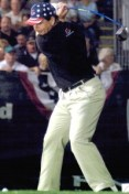 Eric Jones World Long Drive Championship Swing