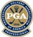 Logo for PGA Professional blue