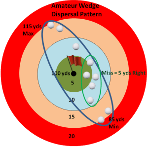 dispersal pattern Amateur wedge analysis