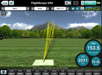 flightscope-shot-grouping-2