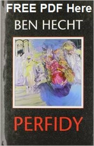Ben Hecht Perfidy Free PDF