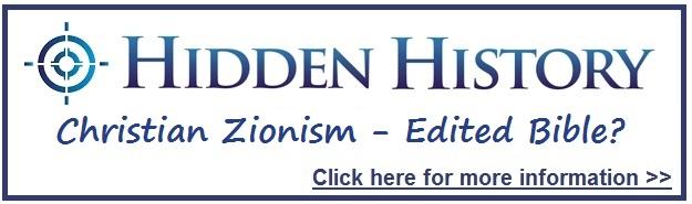 Christian Zionism Hidden History Button Target Freedom USA