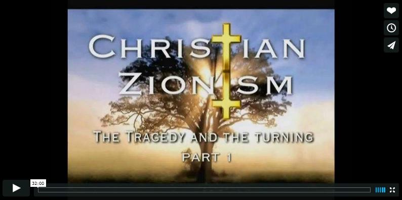Christian Zionism Video