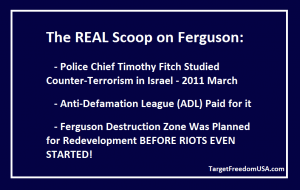The Real Scoop on Ferguson