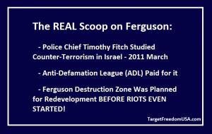 The Real Scoop on Ferguson