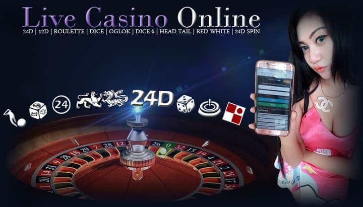 ライブカジノとは?