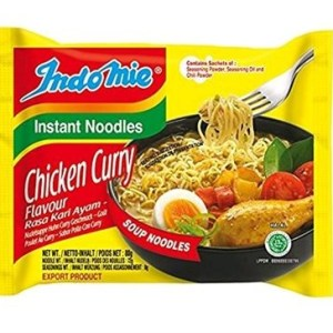 Indomie instaant Noedels Chicken curry 40x80g