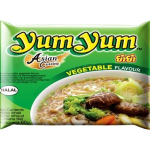 Yum Yum Instant Noodle Vegetable Flavour 60g
