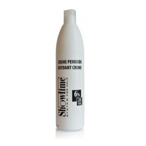 SHOWTIME CREME PEROXIDE 10VOL. Waterstof 3% 8oz.