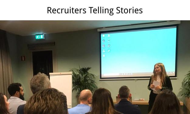 Recruiters Telling Stories