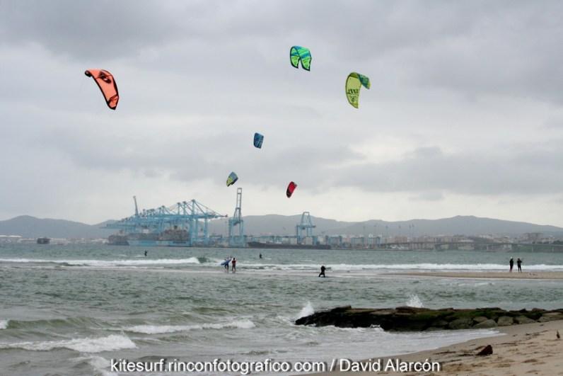 kitesurf palmones