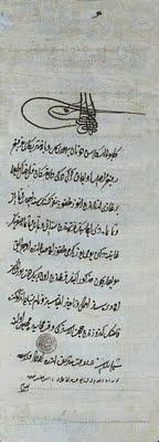 Fatih Sultan Mehmed'in Vasiyeti