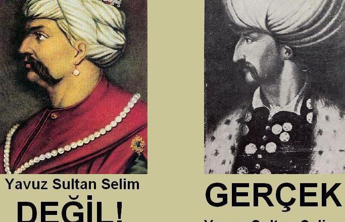 gerçek yavuz sultan selim