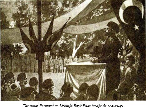Tanzimat Fermanı nasıl ilan edildi?
