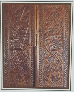 Beyhekim Mescidi Kapısı - Konya
