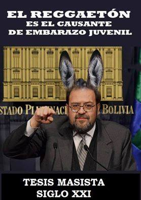 Ministro de Educación del Estad Plurinacional de Bolivia