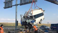 7 kişinin öldüğü kazada, TIR şoförü tutuklandı
