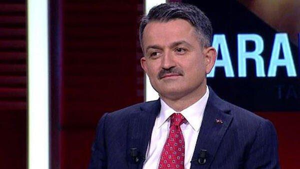 """Pakdemirli'den """"Türkiye'de Et Fiyatları Avrupadan Daha Ucuz"""" Çıkışı"""