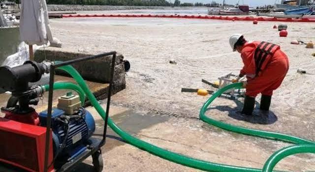 Marmara Denizi Eylem Planı: Müsilaj (Deniz salyası) Temizliği Başladı