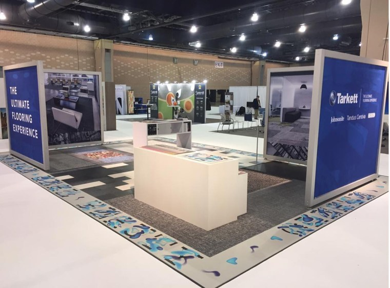 November 9-10, 2016: NeoCon East booth