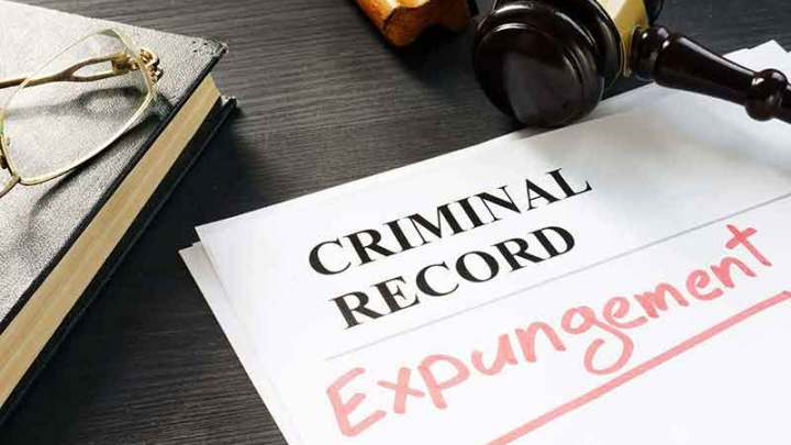criminal record expungement, resulting from changes from Second Chance Act