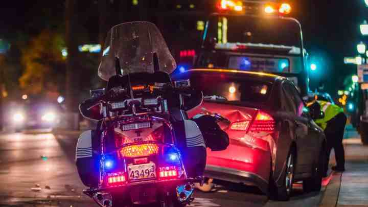 car crash leading to vehicular homicide or serious injury by vehicle