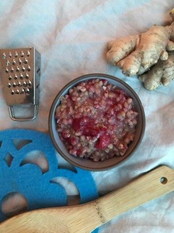 Bovetegröt antiinflammatorisk frukost